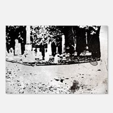 Spooky Cemetery Postcards (Package of 8)