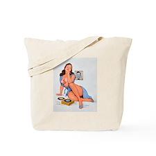 pinup ! Tote Bag