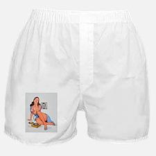 pinup ! Boxer Shorts
