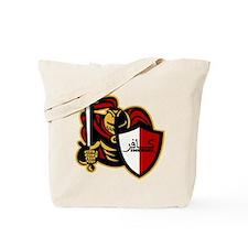 Infidel Tote Bag