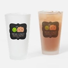 Wasabi and Ginger Drinking Glass