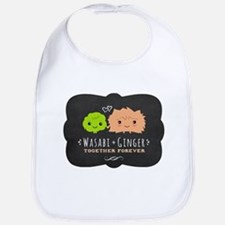 Wasabi and Ginger Bib