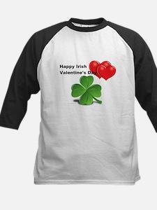 Irish Valentine's Day Baseball Jersey
