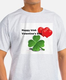 Irish Valentine's Day T-Shirt