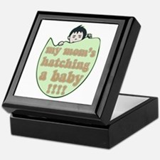Funny Big Brother to Be Keepsake Box