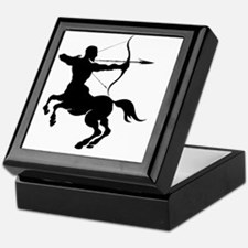 The Centaur Archer Sagittarius  Zodia Keepsake Box