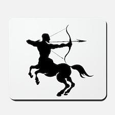 The Centaur Archer Sagittarius Zodiac Mousepad