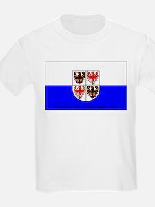 Trentino - Alto Adige Region Italy T-Shirt