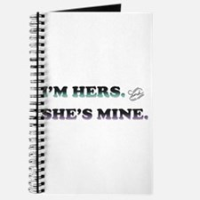 I'm Hers and She's Mine Journal