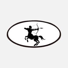 The Centaur Archer Sagittarius Zodiac Patches