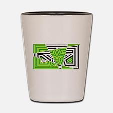 Lime-tastic Shot Glass