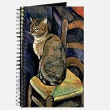 Study of a Cat Journal