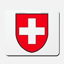 Switzerland: Heraldic Mousepad