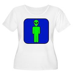 Alien Man T-Shirt