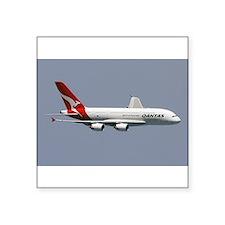 Qantas Airbus A380 Sticker