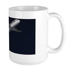 Qatar Airways Dreamliner Boeing 787 inf Mug