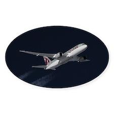 Qatar Airways Dreamliner Boeing 787 inflig Decal