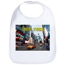 Times Square New York City USA Pro Photo Bib