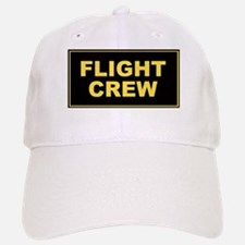 Flight Crew Baseball Baseball Cap