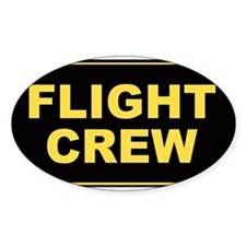 Flight Crew Decal