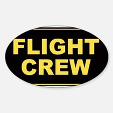 Flight Crew Decal