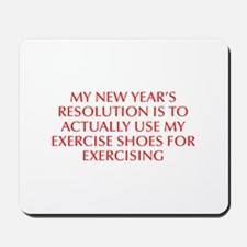 My New Year s resolution is to actually use my exe