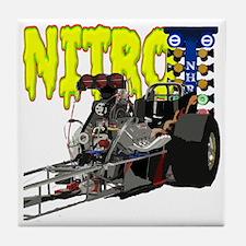 Nostalgia Nitro Tile Coaster