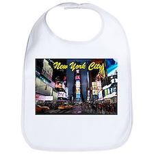 Times Square New York City Bib