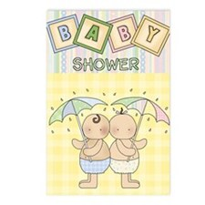 Cute Baby Cards Postcards (Package of 8)