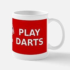 Have Fun Play Darts Mug