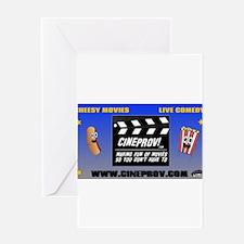 cineprov Greeting Cards