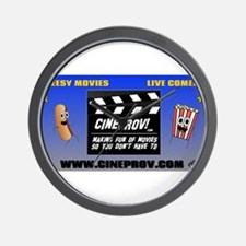 cineprov Wall Clock