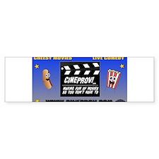 cineprov Bumper Bumper Sticker
