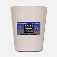 cineprov Shot Glass