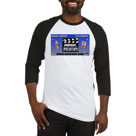 cineprov Baseball Jersey
