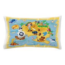 little pirate Pillow Case