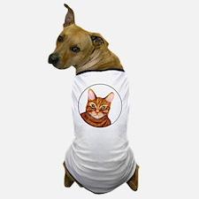 Cool Ginger on Dog T-Shirt