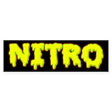 Nitro Bumper Bumper Sticker