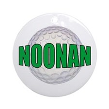 NOONAN Ornament (Round)