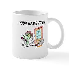 Mad Scientist (Custom) Mugs