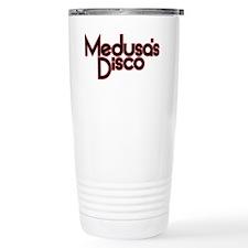 MD Black Logo Travel Mug
