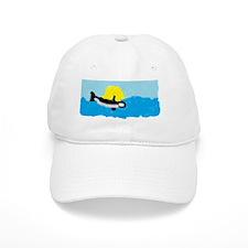 Orca Whale Baseball Cap