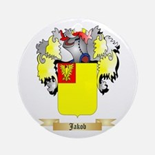 Jakob Ornament (Round)