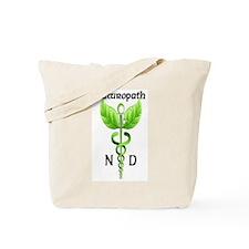 Naturopath Tote Bag