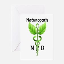 Naturopath Greeting Cards