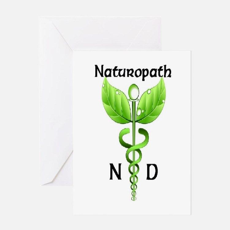 Naturopath Greeting Cards