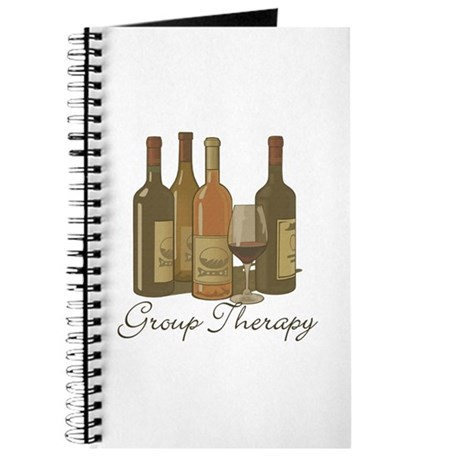 Wine Group Therapy 1 Journal