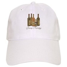 Wine Group Therapy 1 Baseball Cap