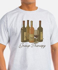 Wine Group Therapy 1 T-Shirt