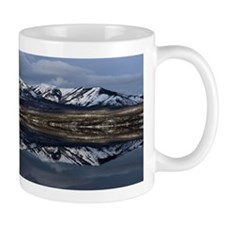 Reflections of lake McDonald Mugs